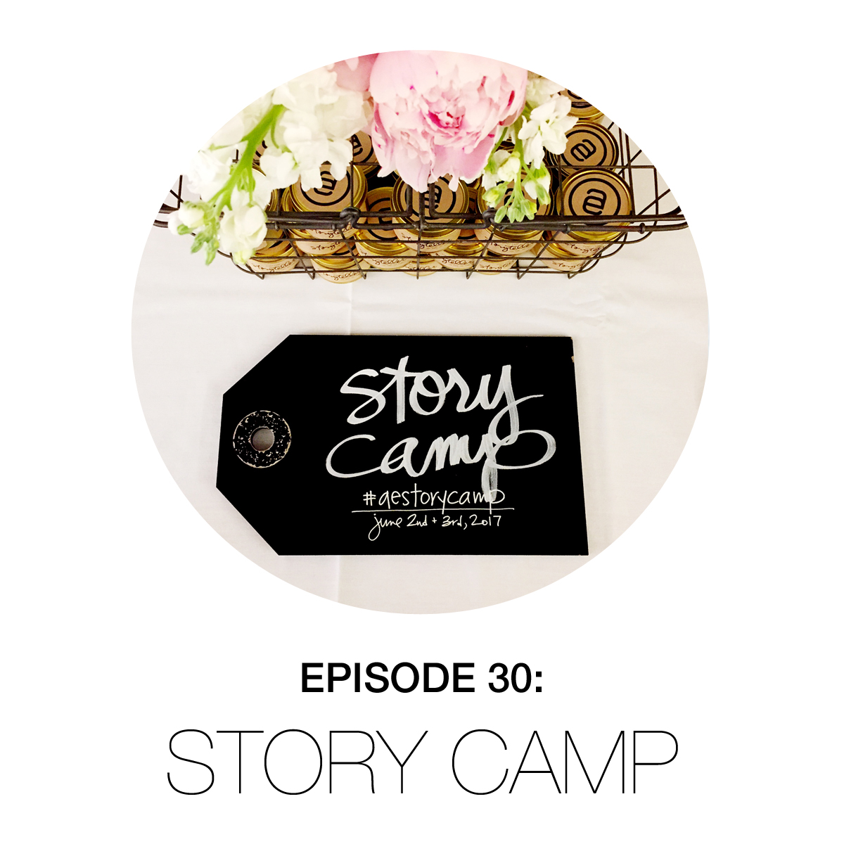 Episode 30: Story Camp