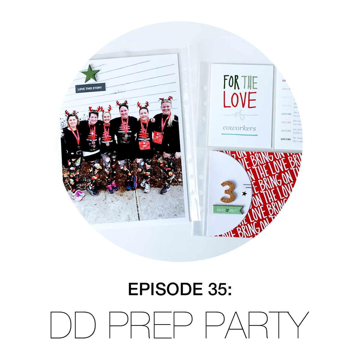 Episode 35 – The December Daily Prep Party